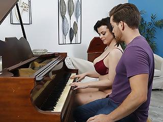 Chum around with annoy Piano Teacher