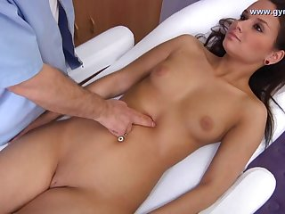 Brunette, Doctor, Sex,