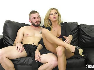 Seducing limerick into an intense bonk is what Jessa Rhodes does best