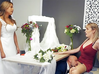 Bridesmaid calm down bracken hard sex