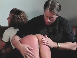 Hank Armstrong & Coral Sands from Wet T-shirt models spanked(1999)