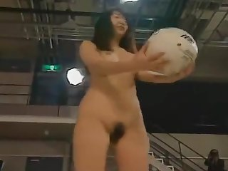 naked japanese girls audition