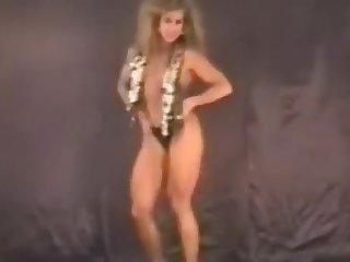 Cyndy Jones Non-native Muscle Dance