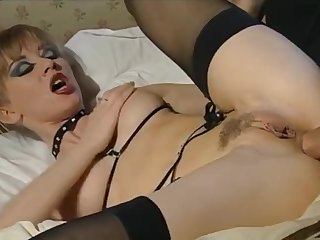Enjoy a hot german porn classic with glamour babe