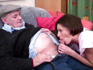voyeur papy enjoys a young unladylike