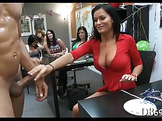 black beggar got surprised with a blowjob by horny and wild aristocracy