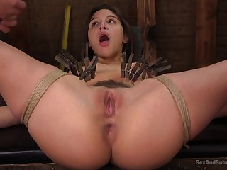 nothing is emendate for Abella Danger than a facial winning rough anal sex