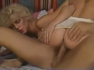 I Hallow The 80s - Amber Lynn Threesome