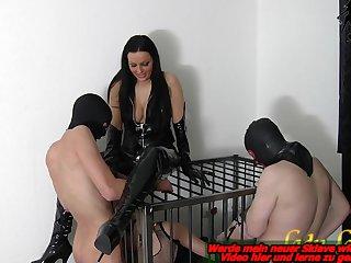 german inferior bdsm fetisch milf and slave