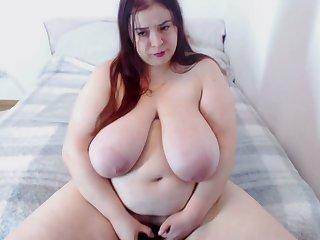 Slap her chubby body read hard