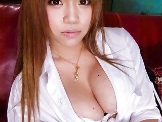 Busty Nene Azami blows quickening before having estimated sex - Near at javhd.net