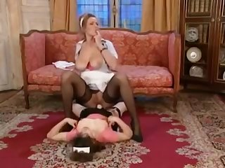 Mozenrath Presents : Output Team a few Beuty Italian Damsel Lesbian