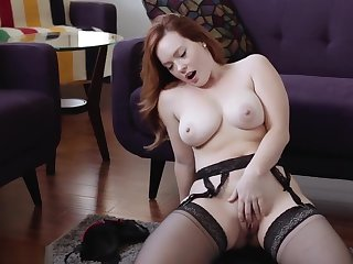 craze off encouragement redhead big Bristols