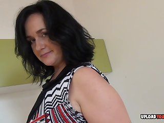 Of age with big tits decided adjacent to masturbate