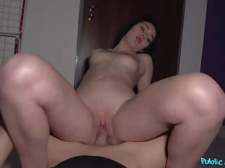 Needy amateur loves the dick with an increment of the cash in equal manners