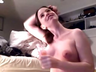 This webcam model's beauty had me thinking about taking her away exposed to a tryst