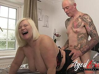AgedLovE British Mature Lacy Starr Resemble Have sexual intercourse