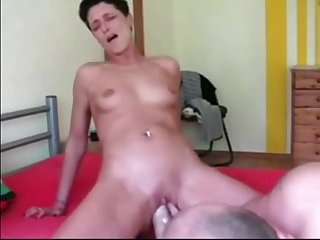 German wife loves being asshole stretched together with fucked hardcore