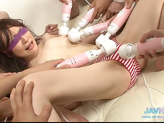 Real Japanese Group Sex Uncensored Vol 53