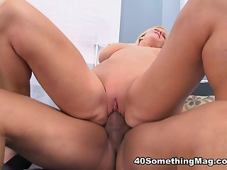 Ass-fucked and unscheduled - Holly Claus and Sergio - 40SomethingMag