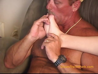 Teen LICKED