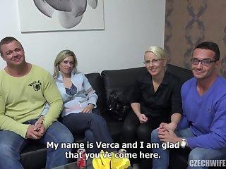 Czech Wed Swap 7 - full movie