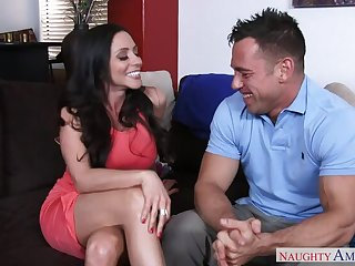 Ariella Ferrera fucking in the embed with her outie pussy