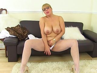Broad in the beam Tits & Wet Clits 2 Scene 5