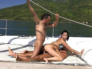 Sluts Be incumbent on The Caribbean Scene 7