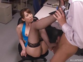 Several be useful to the things Yui Hatano loves is sucking on a hard cock