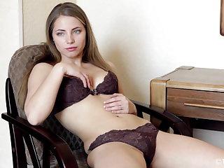 Beautiful Russian at hand good body