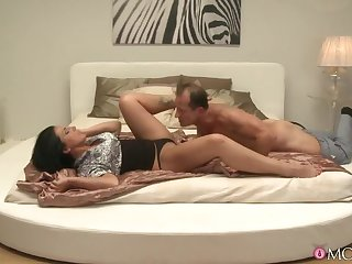 Way-out Mother Needs Tabled Stuffing Will not hear of Covetous Pussy