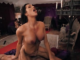 Plucky carnal desire makes Azul Hermosa cheat on her husband