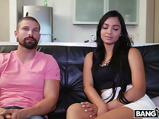 Colombian Inclusive With Big Nuisance Films Her Tricky Porno